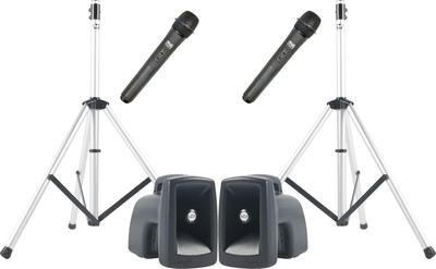 Anchor Audio MEGA-DP DUAL/HH/HH Loudspeaker