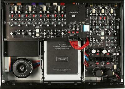 Oppo UDP-205 Blu-Ray Player