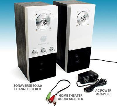 Accessory Power GOgroove SonaVERSE EQ Loudspeaker
