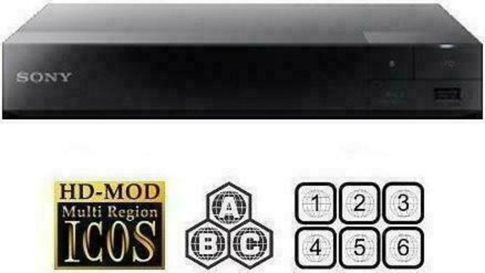 Sony BDP-S4500