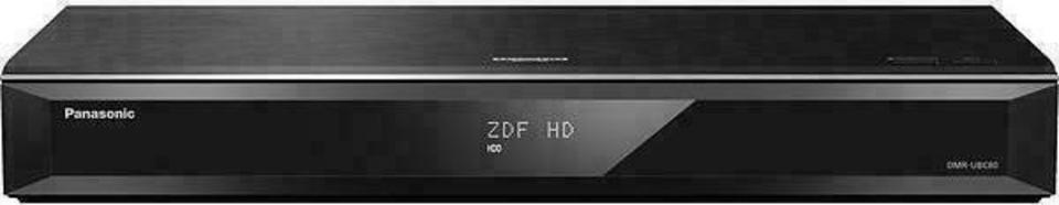 Panasonic DMR-UBC80EGK Blu Ray Player