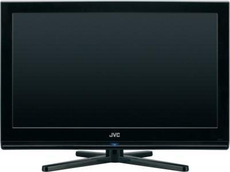 JVC LT-26DE1BU front