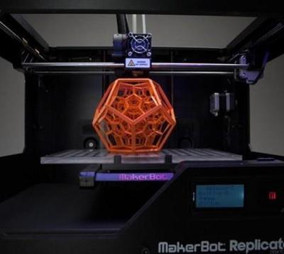 MakerBot Replicator 2 3D Printer
