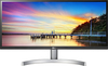 LG 29WK600-W Monitor front on