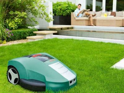 Bosch Indego Robot Lawn Mower