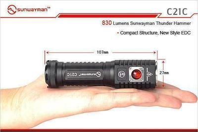 Sunwayman C21C