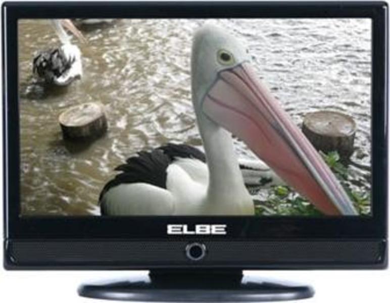 Elbe XTV-1923-DVD front on