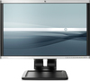 HP Compaq LA2205wg Monitor front on
