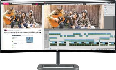 LG 34UC87C Monitor