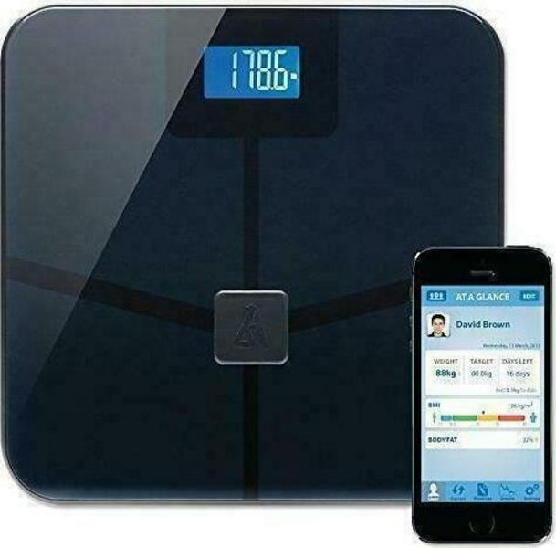BlueAnatomy Wireless Body Scale Bathroom