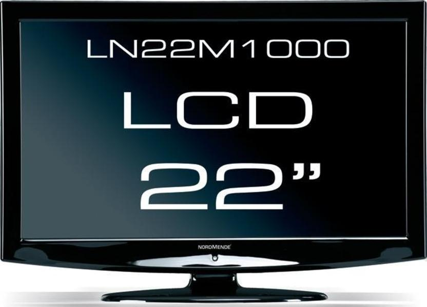 Nordmende LN22M1000 front on