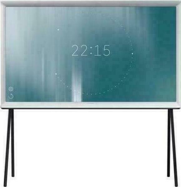 Samsung Serif TV UE32LS001 front on