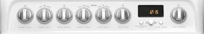 Hotpoint HUE62PS Herd