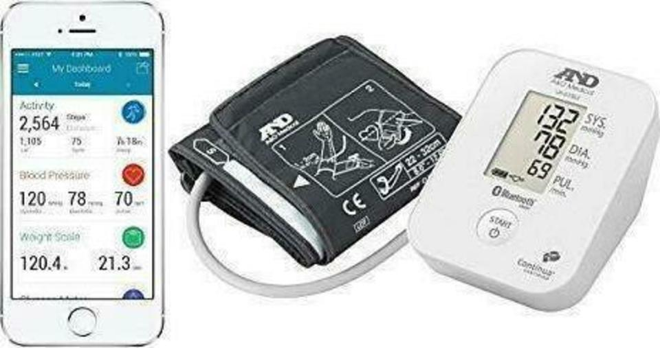 A&D UA-651 Blood Pressure Monitor