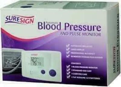 Suresign Blood Pressure Monitor Blutdruckmessgerät
