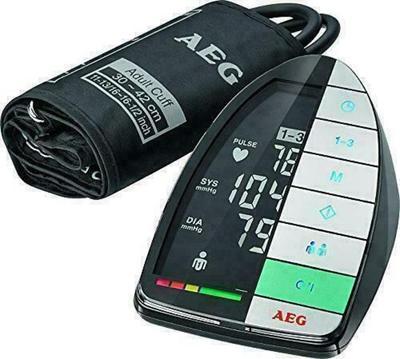 AEG BMG 5677 Blood Pressure Monitor