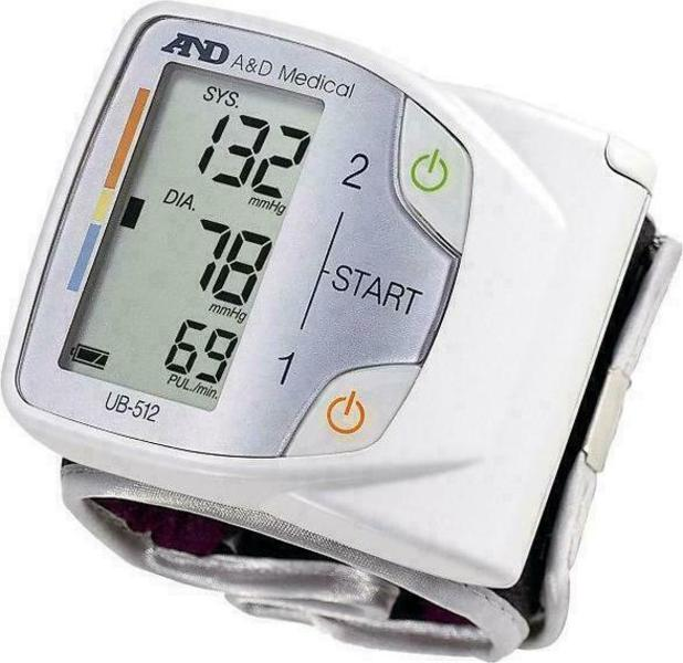 A&D UB-512 Blood Pressure Monitor