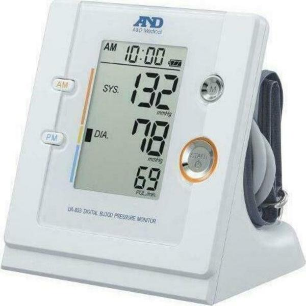A&D UA-853 Blood Pressure Monitor