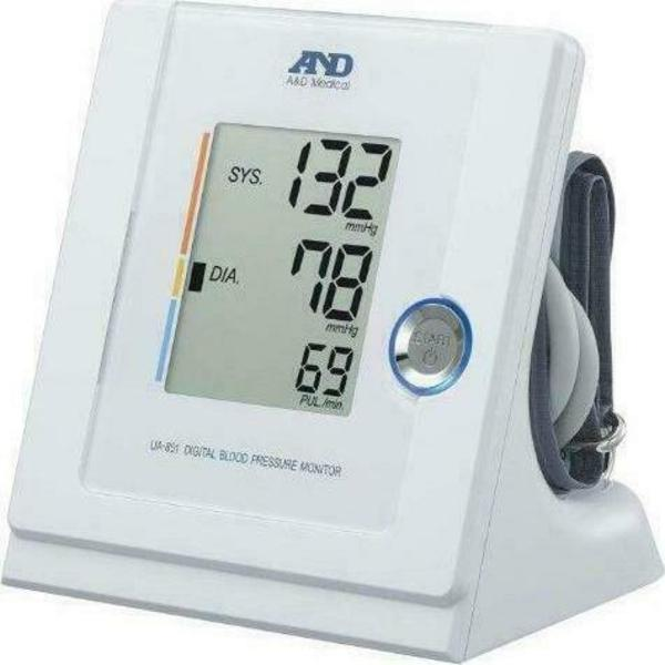 A&D UA-851 Blood Pressure Monitor