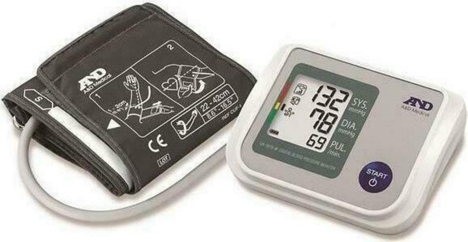 A&D UA-767S Blood Pressure Monitor