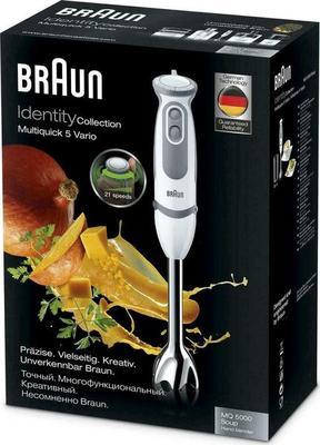 Braun MultiQuick 5 Vario MQ 5000 Soup Blender
