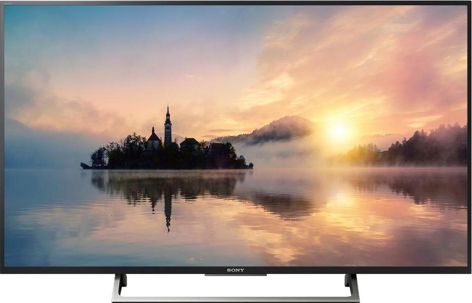 Sony Bravia KD-55XE7005 front on