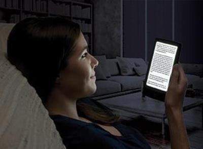Bookeen Cybook Odyssey Frontlight