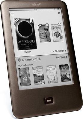 Tolino Shine Czytnik ebooków