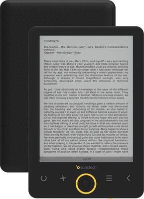 Sunstech EBI8 Lecteur ebook