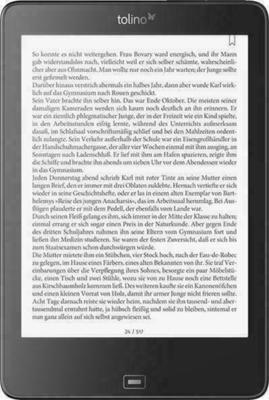 Tolino Epos Czytnik ebooków