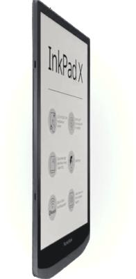 PocketBook InkPad X eBook Reader