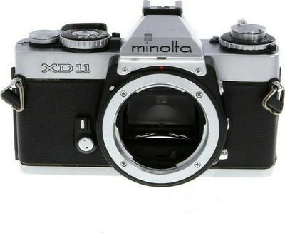 Minolta XD / XD7 XD11 Aparat analogowy