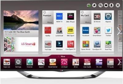 LG 42LA690V Fernseher