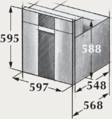 Gorenje B2000P2 Backofen