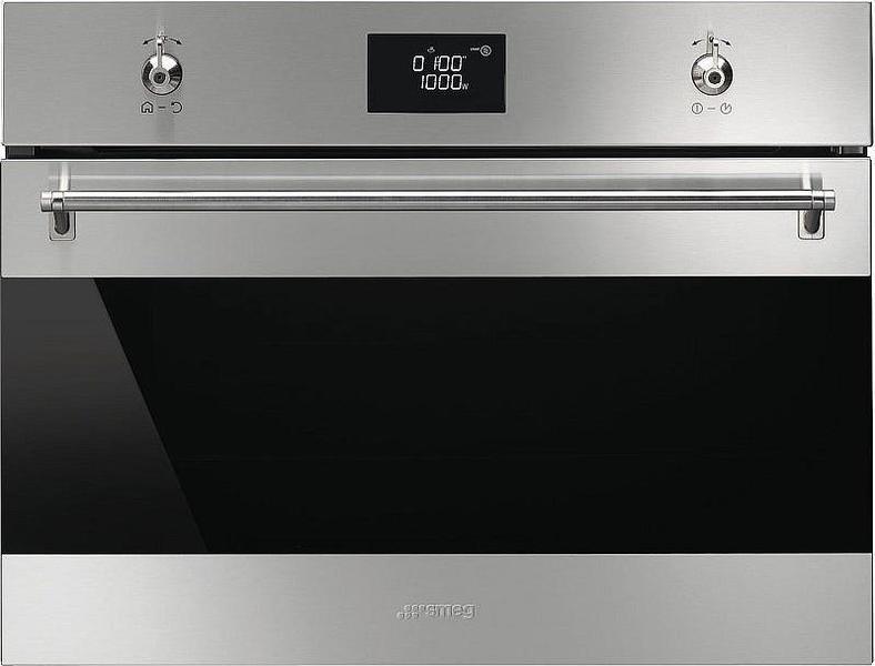 Smeg SF4390MCX Wall Oven