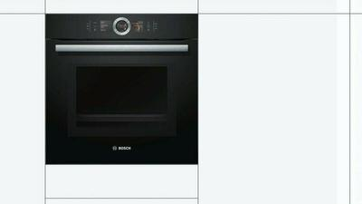 Bosch HNG6764B6 Wall Oven