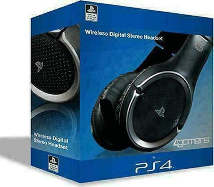 4Gamers Wireless for PS4 Headphones