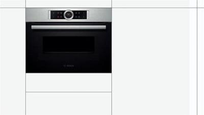 Bosch CMG633BS1 Wall Oven