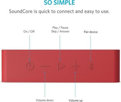 Anker SoundCore Bluetooth-Lautsprecher