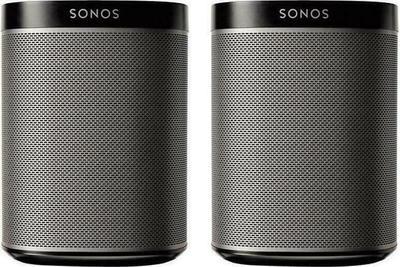 Sonos PLAY:1 2 Room Starter Set