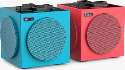 8Bitdo Tech Twin Cube Wireless Speaker