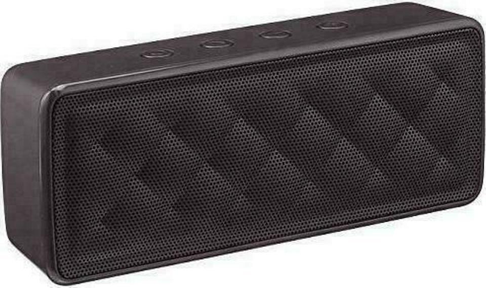 AmazonBasics Portable Speaker BSK30BK angle