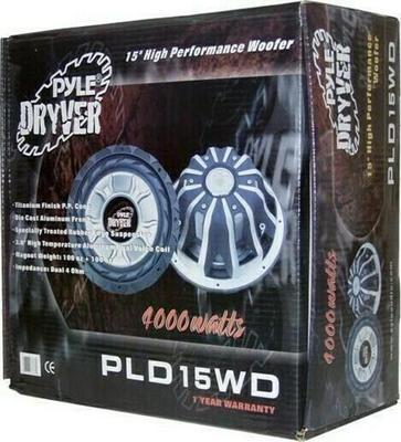 Pyle PLD15WD Subwoofer