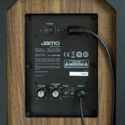 Jamo S 810 SUB Subwoofer