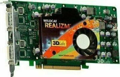 3Dlabs Wildcat Realizm 500 256MB