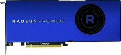 AMD ATI Radeon Pro WX 8200 Graphics Card