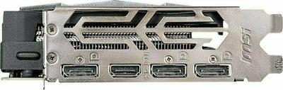 MSI GeForce GTX 1660 GAMING X 6G Graphics Card