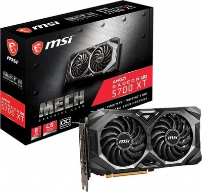 MSI Radeon RX 5700 XT MECH OC Graphics Card