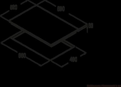 Cata IB 6030 WH