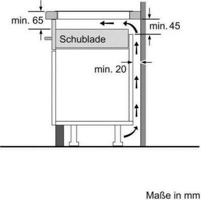 Bosch PXX675DC1E Płyta grzewcza